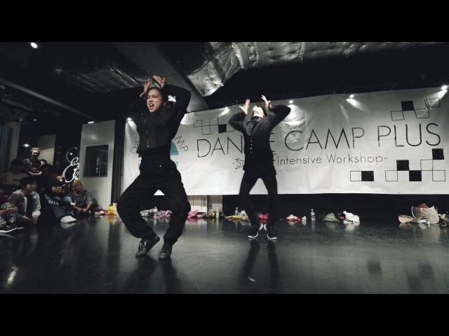 (2.11) MAIKO MIKEY (19:15 Class) DANCE CAMP PLUS 2017 WINTER