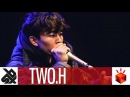 TWO.H | Grand Beatbox SHOWCASE Battle 2017 | Elimination