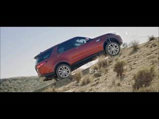 2017 Land Rover Discovery Test Drive