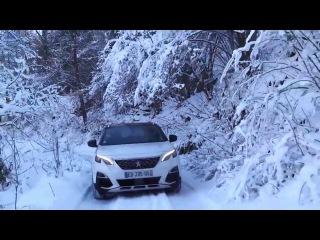 New Peugeot 3008 Test Drive