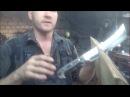 Нож Походно-Полевой №1 Тест / Survival knife №1 Test