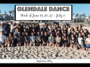 GHS Dance | Week of June 13, 20, 27 July 1