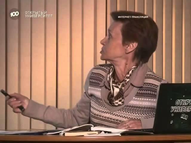 «Развитие и диагностика профессиональных способностей» Часть 2 Ясюкова Л А Tелеканал «100 ТВ»
