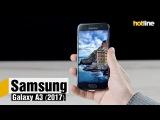 Samsung Galaxy A3 (2017)  обзор младшей модели A-серии 2017 года