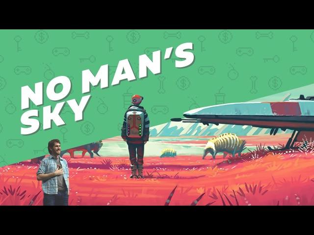 No Man's Sky – интересная игра (нет). Леталка за 4000 рублей. Космические леталки. Sean Murray лжец