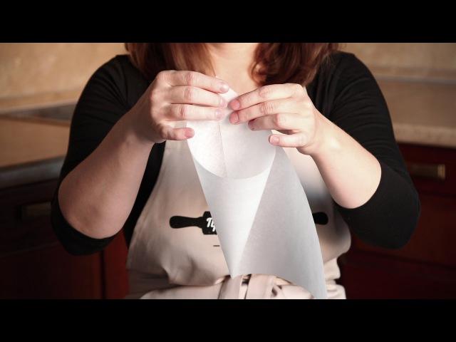 Видео-урок №4. Основы работы с кондитерским мешком