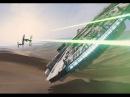 Ночное видео Спецэффекты в Звездных Войнах Эпизод VII