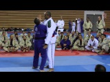 UAEJJF &amp Palms Sports host Seminar with Grand Master Hilton Leao RED belt to 150 black belts