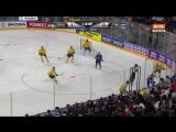 Швеция 4:1 Финляндия | Чемпионат Мира 2017 | 1/2 финала | Обзор матча