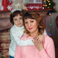 Анкета Татьяна Скачкова