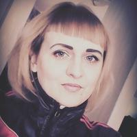 Анкета Анастасия Ямановская