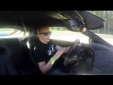 Jaguar F-Type SVR против Chevrolet Corvette Z06_ Битва года