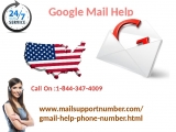 Hurry! Hurry up!!! Get Instant solution by ringing us Gmail Help Number 1-844-347-4009