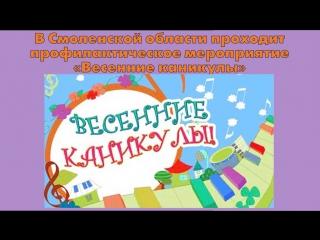 В Смоленской области проходит профилактическое мероприятие. pptx