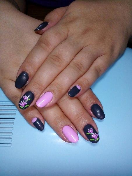 Девушки записываемся на покрытие ногтей гель-лак:) 89237831611 или в л