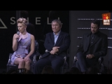 Ghost In The Shell - Tokyo Event   (2017) Scarlett Johansson Takeshi Kitano