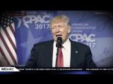 PRESIDENT TRUMP SLAMS FAKE NEWS MEDIA AT CPAC