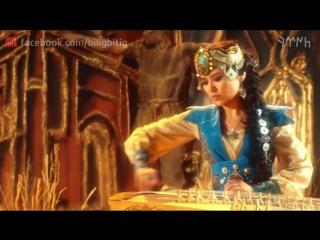 Kazak şarkı - altyazılı (Kazakh song- Hassak - Amanat  Аманат )
