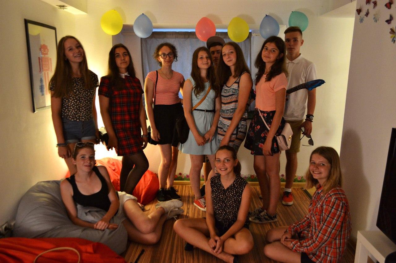Сценарий на дискотеку в школе для старшеклассников