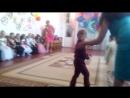 танец в садике на выпускном
