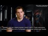 Закадровое интервью Генри со съемок «БпС» [Rus Sub]