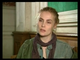 The Ninth Gate - Emmanuelle Seigner Interview