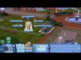 Саша Спилберг - Детка геймер 1 Let's Play Sims 3 (1 часть)