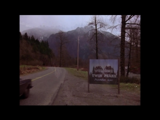 Твин Пикс: Вся тайна на Blu-ray (AlexFilm)