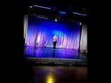 Журавлева Даша с песней Rise Like a Phoenix Отчетный концерт школы Азбука-Хит ноябрь 2016