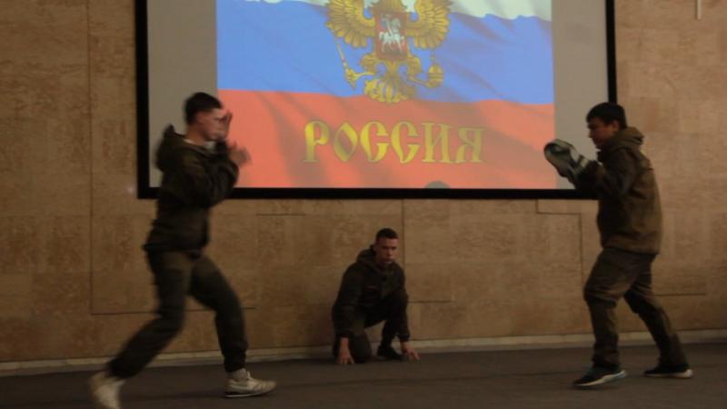 СООПР Беркут на фестивале профессий