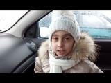 Маша Чернышева (5 лет) поет песню Вадима Самойлова