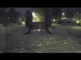 Вандалы в парке Победы. Тольятти