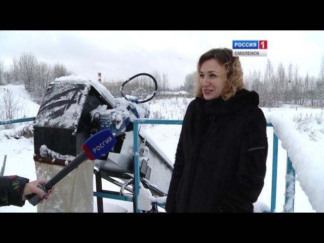 Биогазовая установка в Смоленской области