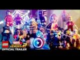 LEGO Marvel Super Heroes 2: Official Full-Length Trailer