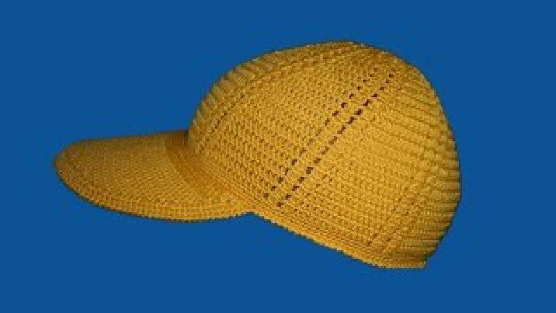 Бейсболка. Часть II - Baseball cap. Part II