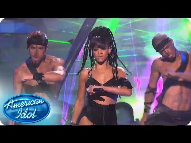 Rihanna: Where Have You Been - Top 2 Results - AMERICAN IDOL SEASON 11