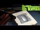 Станок для Вакуумной формовки и наклейки 3D пленки своими руками от Всяко Разно из Китая.