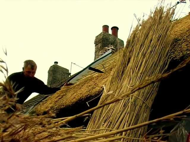 Thatching Part 4 Up To The Ridge