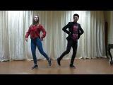 Стихи  и танец ДВОЕ