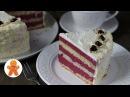 Торт Мусс Ягодная Свежесть с Черной Смородиной ✧ Black Currant Mousse Cake English Subtitles