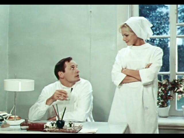«Здравствуйте, доктор!», Одесская киностудия, 1974