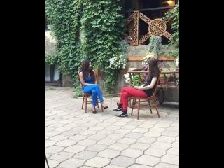 Интервью экс-участницы «Дом 2» Либерж Кпадону, в котором она рассказала много интересного