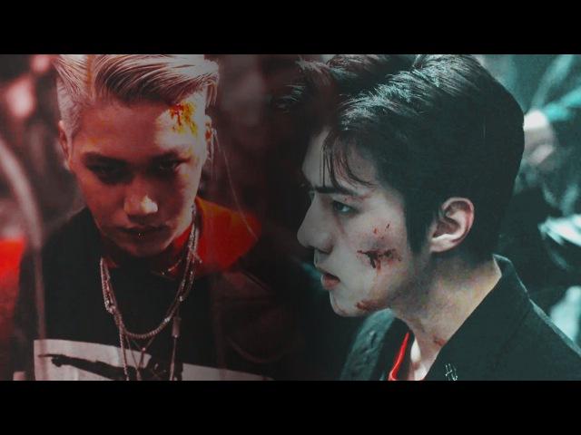 Exo::: monster [fan edit]