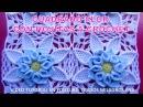 COMO UNIR TEJIENDO el Cuadrado flor a crochet con hojitas PASO A PASO EN VIDEO TUTORIAL