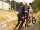 Sean Burns BMX Stunt Fail Compilation