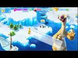 Играю в Ice age adventures Ледниковый периодПриключения на Windows 8