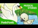 Гадкий утенок Сказки Мюзиклы Детские истории от PINKFONG
