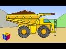 Мультики про машинки для самых маленьких - все серии подряд. Обучающие мультфильмы для детей