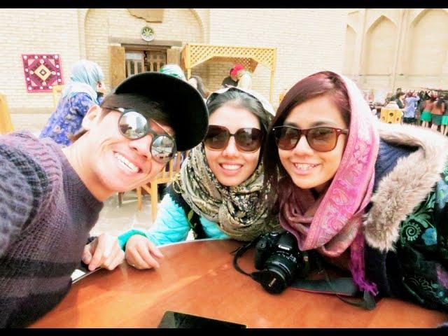 Uzbekistan: Adventures in Khiva (приключения в Хиве) - DiDi's Adventures Episode 17