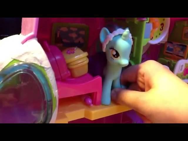 Приключения Пони Серия 1 Дружба это чудо Мой маленький пони сериал на русском